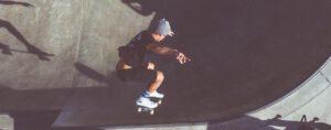 Skateboard veiligheidskleding
