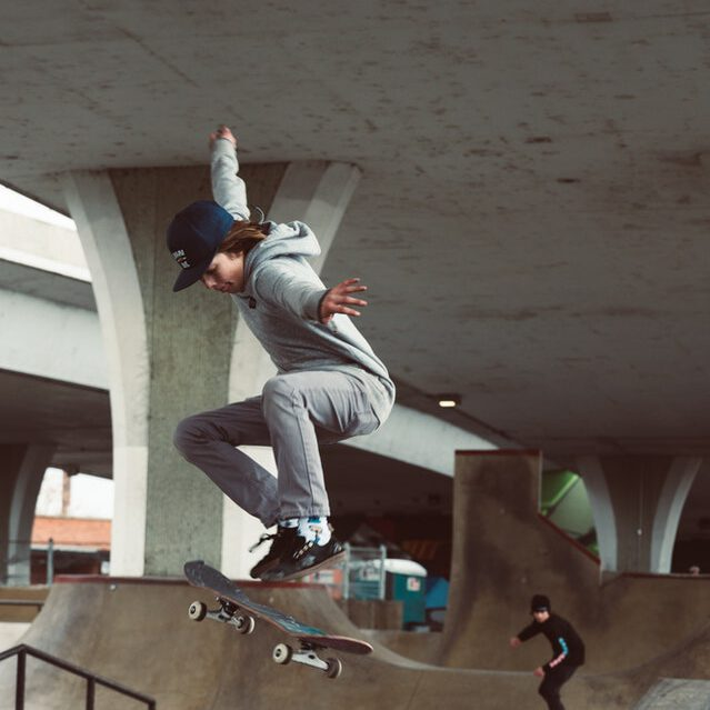 evolutie van het skateboarden
