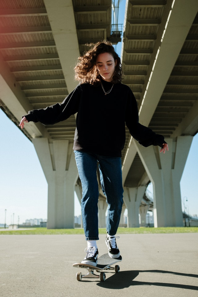 skateboarden naar Nederland