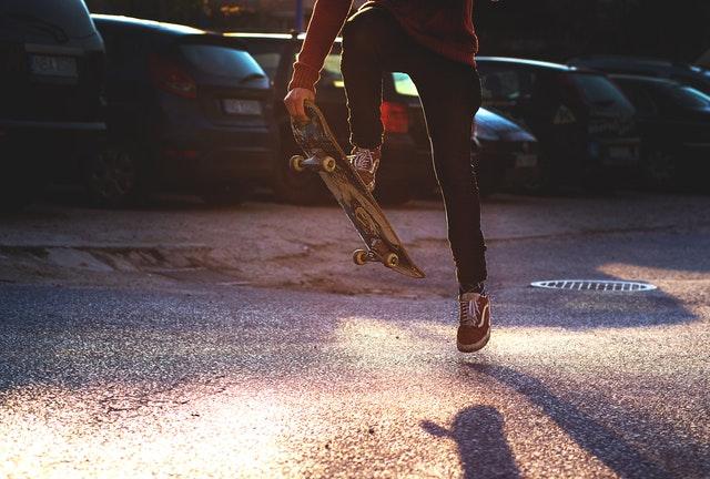 Nederland skateboarden
