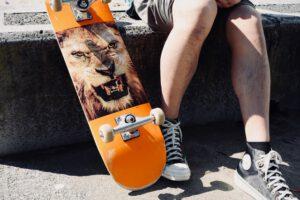 het skateboarden